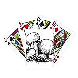 Yummy Creature Swamm Ilustración Poker Jugar Magic Card Fun Juego de mesa