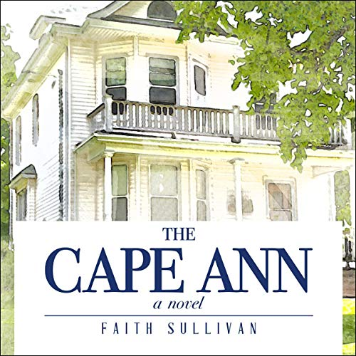 The Cape Ann audiobook cover art