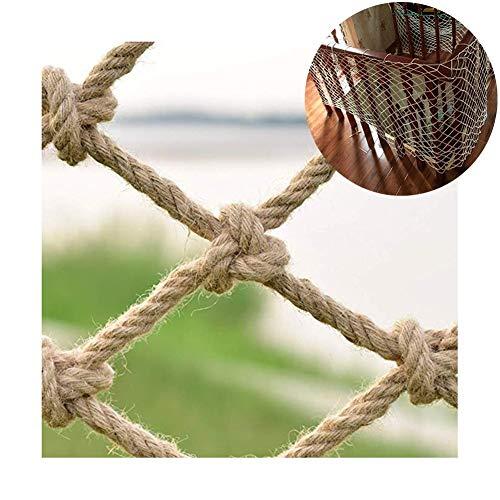 Buy GZHENH Rope Net Decor Net Anti-Fall Net ,Railing Net Climbing Net Children's Stairs Anti-Fall ...