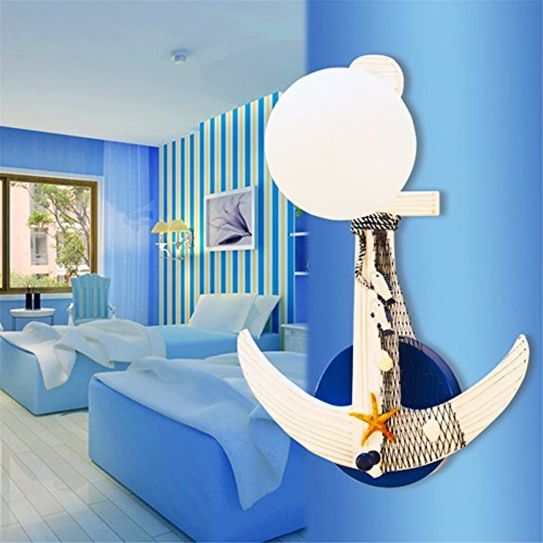 Firsthgus Kinder Wandleuchte Schlafzimmer Nachttischlampe Cartoon Led Wandlampe