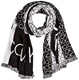 Calvin Klein K60k606081 conjunto bufanda, gorro y guantes, Negro (Black Bds), Talla única (Talla del fabricante: OS) para Mujer