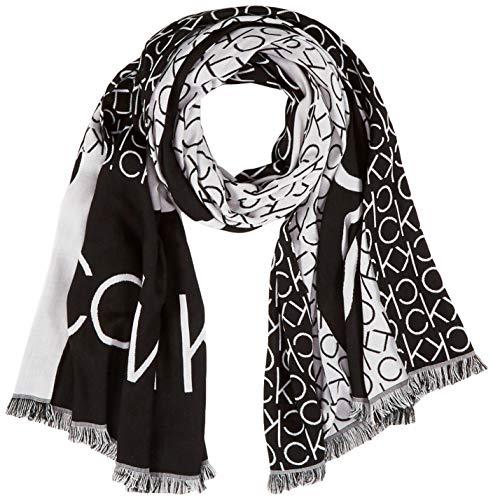 Calvin Klein dames set met muts, sjaal en handschoenen K60k606081