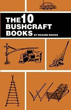 The 10 Bushcraft Books 1508981876 Book Cover