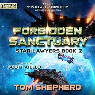 Forbidden Sanctuary cover art
