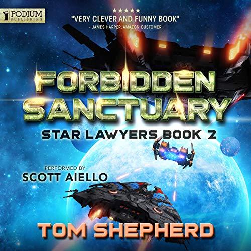 Forbidden Sanctuary audiobook cover art