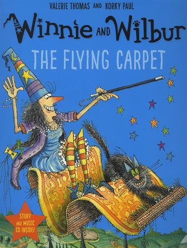 Thomas, V: Winnie and Wilbur: The Flying Carpet with audio C