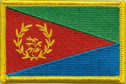 U24 Aufnäher Eritrea Aufbügler Patch