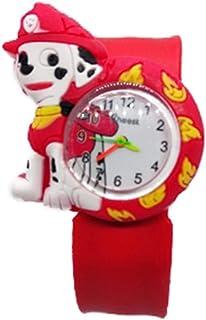 Orologio Bambino XYBB Cinturino per orologio con patta Cartone animato per cane Orologio per bambini Orologio elettronico ...
