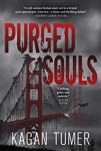 Purged Souls: A Post-Apocalyptic Thriller cover image