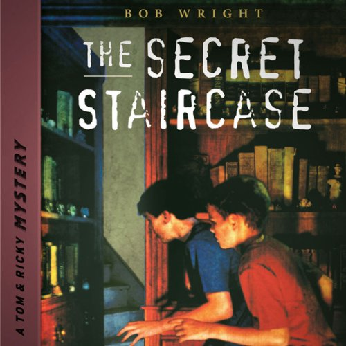 The Secret Staircase audiobook cover art