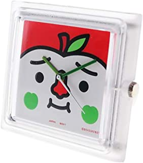 to-Fu Oyako Apple Fruit Pocket Watch Limited Edition by Devilrobots Tofu
