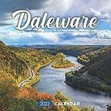 Delaware Calendar 2022: Calendar 2022 with 6 Months of 2021 Bonus