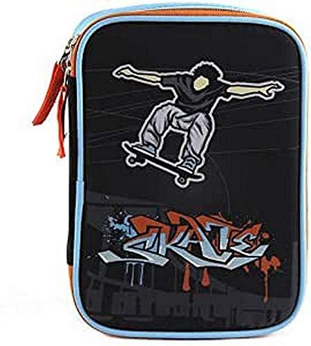 Target Cible Kids 'Skate Trousse, Multicolore, Taille Unique