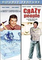 Best Defense / Crazy People (Double Feature)