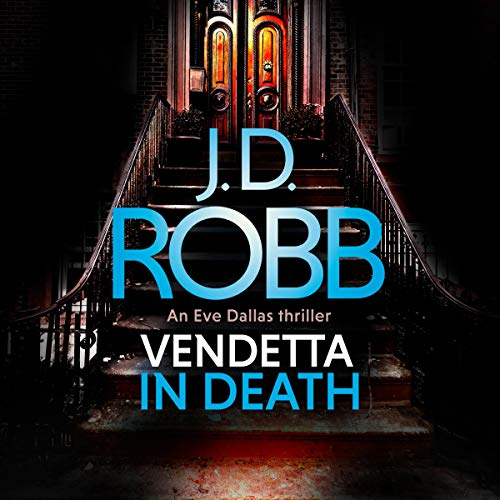 Vendetta in Death audiobook cover art