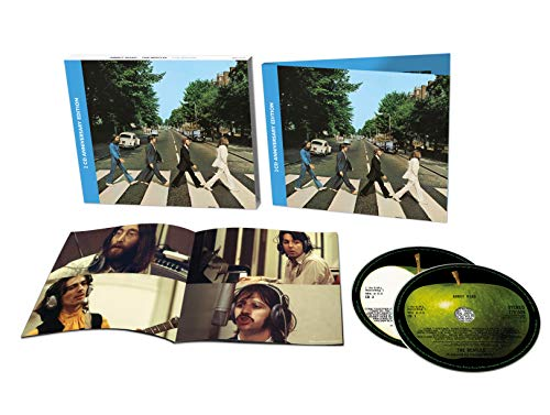 ABBEY ROAD - 50th Anniversary (Ltd. 2CD)