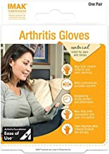 Sponsored Ad - IMAK Compression Arthritis Gloves- Premium Arthritic Joint Pain Relief Hand Gloves for Rheumatoid & Osteoar...