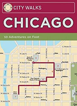 Cards City Walks Deck: Chicago: 50 Adventures On Foot Book