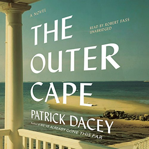 The Outer Cape audiobook cover art