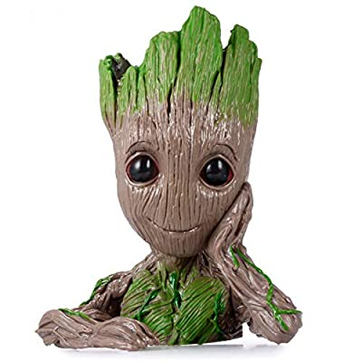 Guardians Of The Galaxy Baby Groot Flowerpot