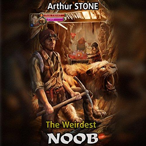 The Weirdest Noob cover art