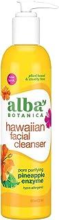 Alba Botanica Hawaiian Facial Cleanser, Pore Purifying Pineapple Enzyme, 8 Oz