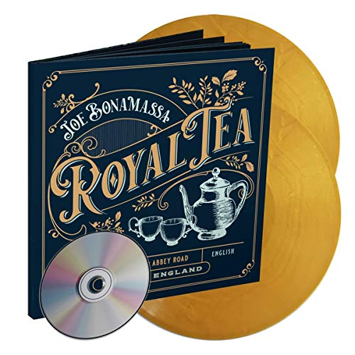 Royal Tea (Ltd.Artbook 180g Shiny Gold 2lp+CD) [Vinyl LP]