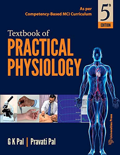 Textbook of Practical Physiology, Fifth Edition