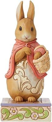 Enesco Jim Shore Heartwood Creek Flopsy Figurine