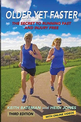 Older Yet Faster The Secret to Running Fast and Injury Free product image