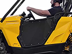 16-18 Commander 800 Max Can-Am Commander Half Windshield 14-18 Commander 1000 Max Clear Scratch Resistant for 11-18 Commander 800 11-18 Commander 1000