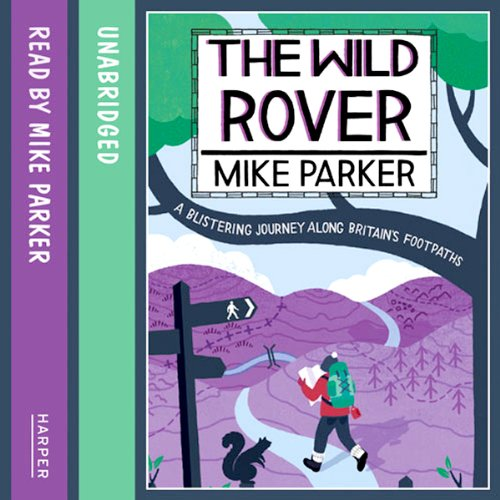 The Wild Rover audiobook cover art