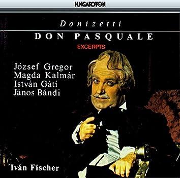 Donizetti: Don Pasquale (excerpts)