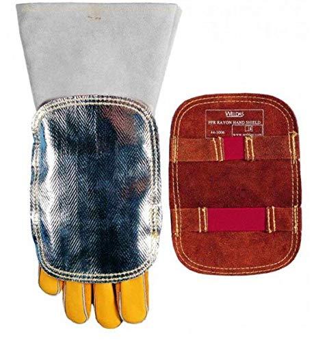 Weldas Handschutz 44-3006, alubeschichtet 2370100 Handschutz Wig Handschuhe