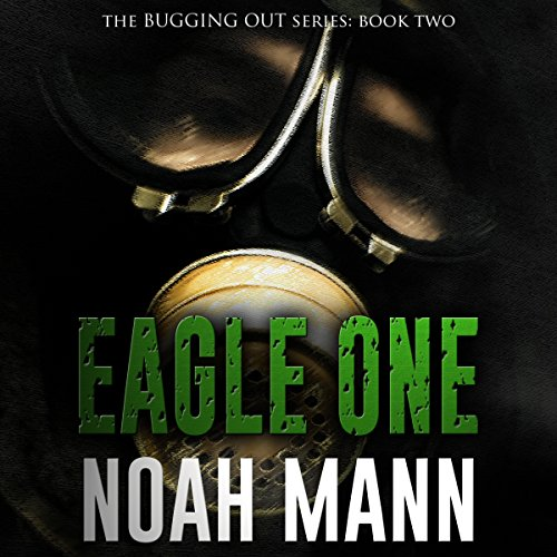 Eagle One audiobook cover art