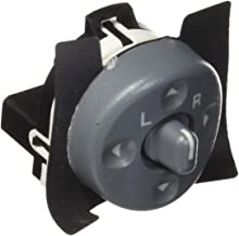 NewYall Power Mirror Control Switch Front Left Driver Side View Button for Chevy Truck Pickup GMC C/K
