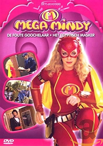 Mega Mindy - De foute goochelaar/het eqyptisch masker