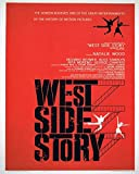 West Side Story- Poster cm. 30 x 40