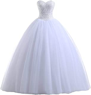 quinceanera wedding gowns