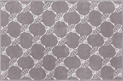 Joop! Badematte Repetition Graphit - 1108 70x120 cm