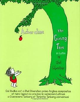 Hardcover Arbor Alma : The Giving Tree in Latin Book