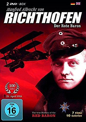 Manfred Albrecht von Richthofen - Der Rote Baron (2 DVD BOX)