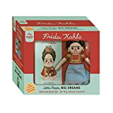 Frida Kahlo Doll and Book Set: For the Littlest Dreamers (Little People, BIG DREAMS, 45)