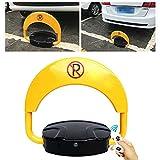 RANZIX Ferngesteuerter Parkpfosten Parkplatzw/ächter Automatische Parkplatzsperre mit Fernbedienungen 180 /° Antikollision