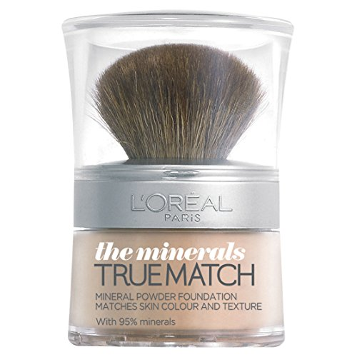 "L'Oréal Paris ""Accord Parfait"" Foundation-Puder mit Mineralien"
