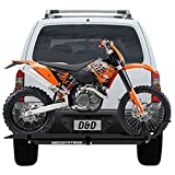MTX3 Hitch Mounted Dirt Bike Carrier Rack