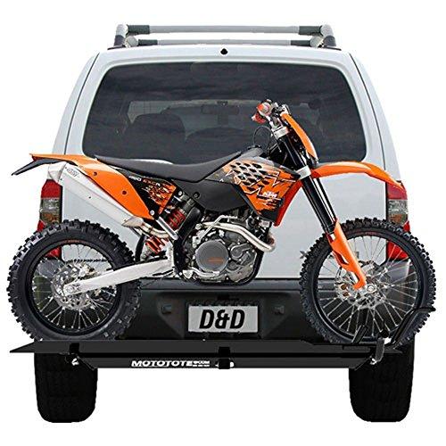 MTX3 Hitch Mounted Dirt Bike Carrier Rack