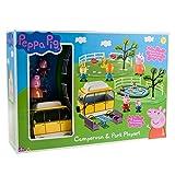 Peppa Pig Campervan & Park Playset …