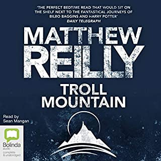 Troll Mountain cover art