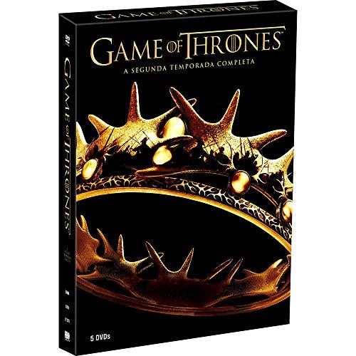 DVD: Game of Thrones: A Segunda Temporada Completa